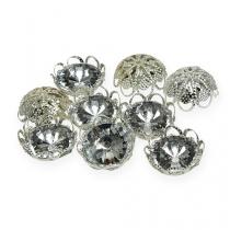 Bröllopsspridningsdekorationsdiamanter Ø15mm 48st