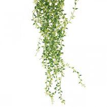Suckulent hängande konstgjord hängande växt grön 96cm