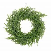 Grankrans Ø24cm grön