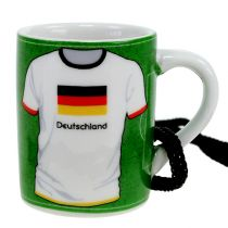 Cup mini Tyskland nr 1 Ø4cm H5cm