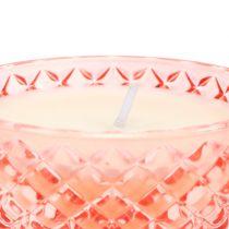 Doftljus i ett tropiskt glas Ø10cm