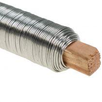 Rulltråd hantverkstråd rostfritt stål 0,65mm 100g
