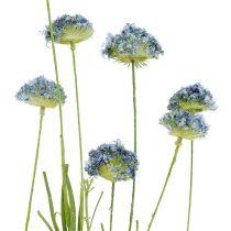 Ängblommor blå L65cm 3st