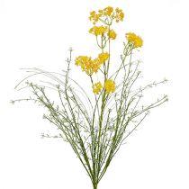 Ängblommor gul L60cm 3st