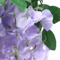 Garland wisteria purpur 175 cm 2st