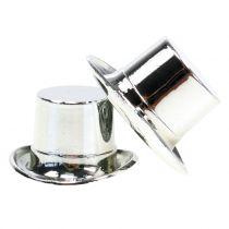 Cylinder mini silver 12st