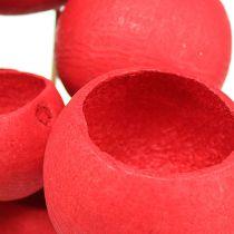Bell Cup on a stick mix röd 15st