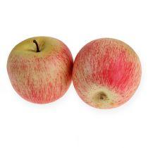 Dekorativa äpplen Cox 8cm 12st