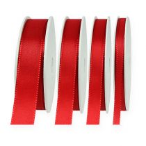 Dekorativt band rött 50m