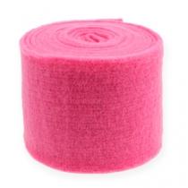 Filtband rosa 15 cm 5m