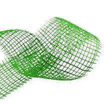 Jutebandgrön 5cm 40m