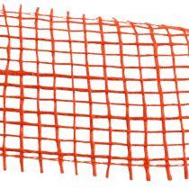 Jute band orange 5cm 40m