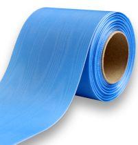 Kransband ljusblått 100mm 25m