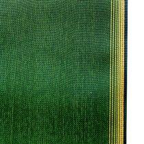 Kransband moiré mörkgrön