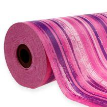 Manschettpapper 25cm 100m rosa, rosa