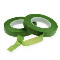 OASIS® Flower Tape ljusgrön 13mm 2st