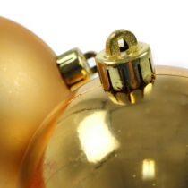 Julkula guld 10 cm 4st