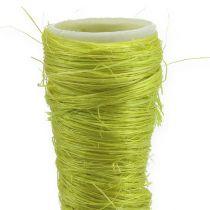 Sisal-tratt ljusgrön Ø3cm L30cm 12st
