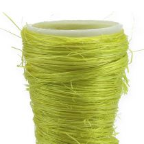 Sisal väska ljusgrön Ø4,5cm L60cm 5st