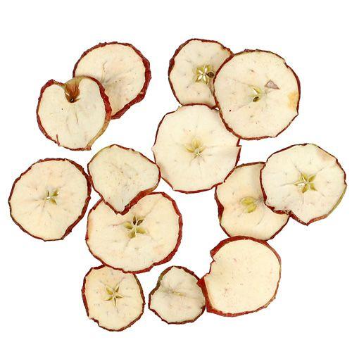 Röda äppelskivor 500g