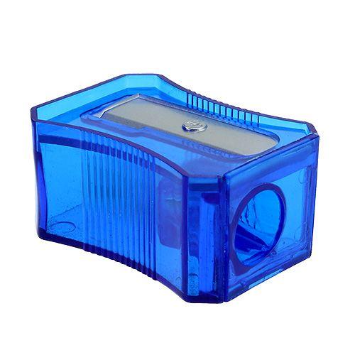 Blyertspetsare blå 6cm