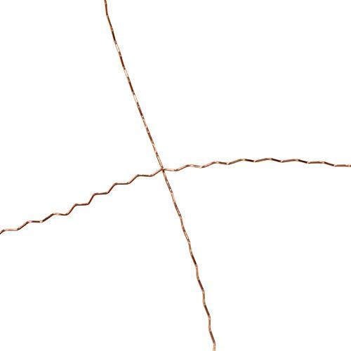 Bouillon-effekttråd 100g koppar