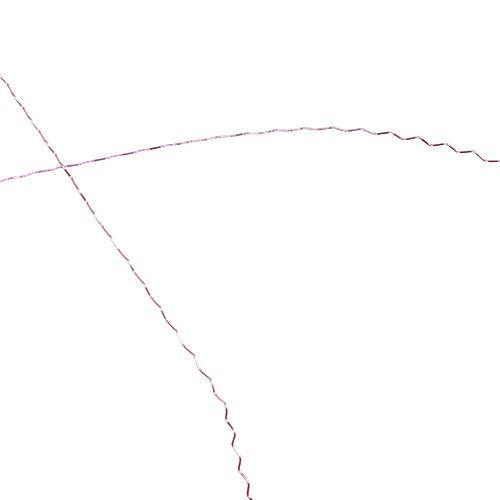 Bouillon-effekttråd Ø0.30mm 100g / 140m lavendel