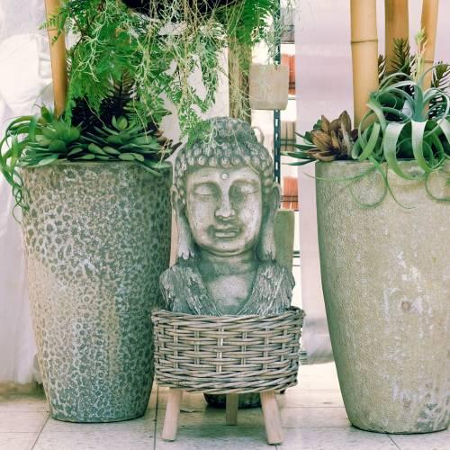 Buddha huvud H55cm