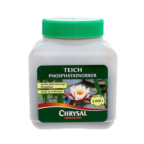 Chrysal damfosfat adsorber 250g