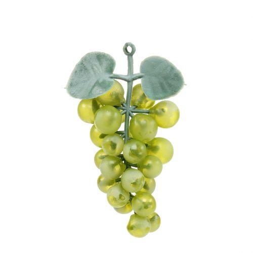 Dekorativa druvor liten grön 10cm
