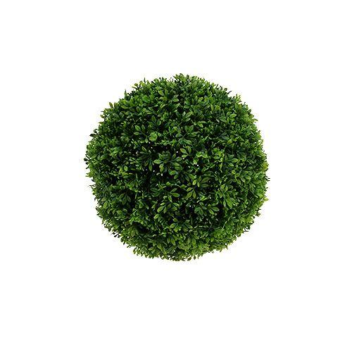 Dekorativ bollgrön Ø23cm