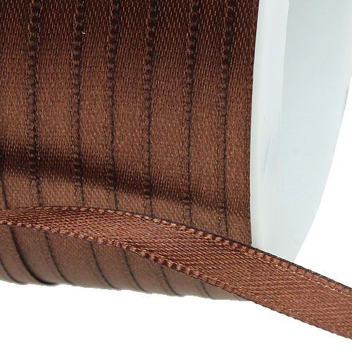 Presentbandbrunt 3mm x 50m