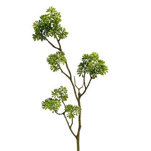 Dekorativ gren grön 80cm