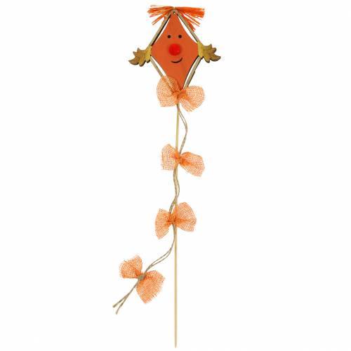 Dekorativ plugg drake 39,5 cm 6st