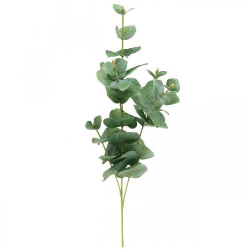 Eucalyptus gren Konstgjord grön växt Eucalyptus dekoration 75cm