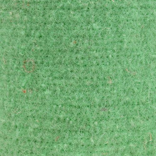 Filttejp tejp ljusgrön 15 cm 5m