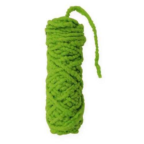 Filtkabelfleece Mirabell 25m grön