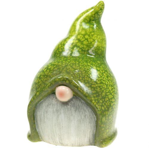 Garden Gnome Green 20cm