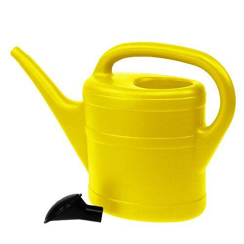 Vattenkanna 5l gul