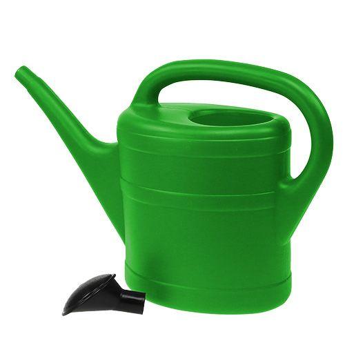 Vattenkanna 5l kan grön
