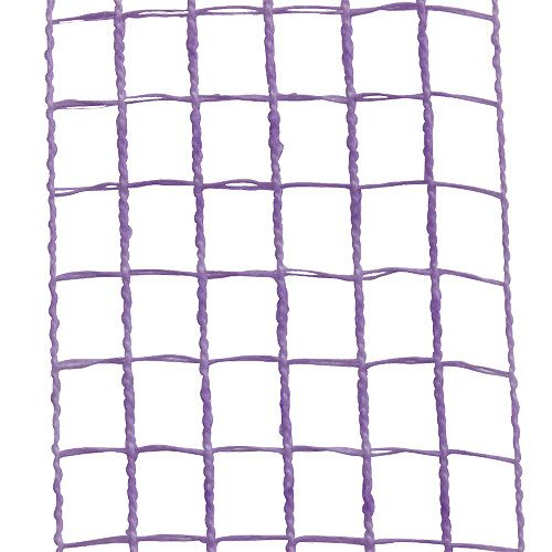 Gitterband 4,5 cm x 10 m lila