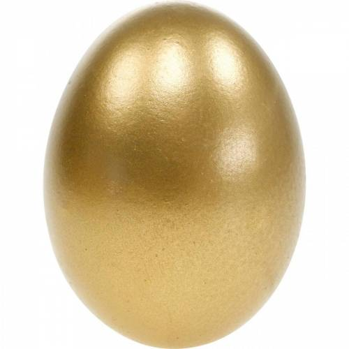 Kycklingägg blåst ägg Påskdekoration Olika färger 10st