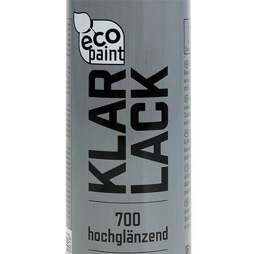 Klar lackspray 400ml