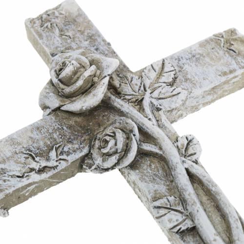 Grave smycken kors 7,5 cm x 11 cm 4st
