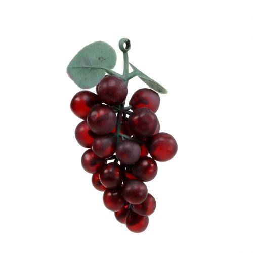 Konstgjorda druvor Bordeaux 10cm