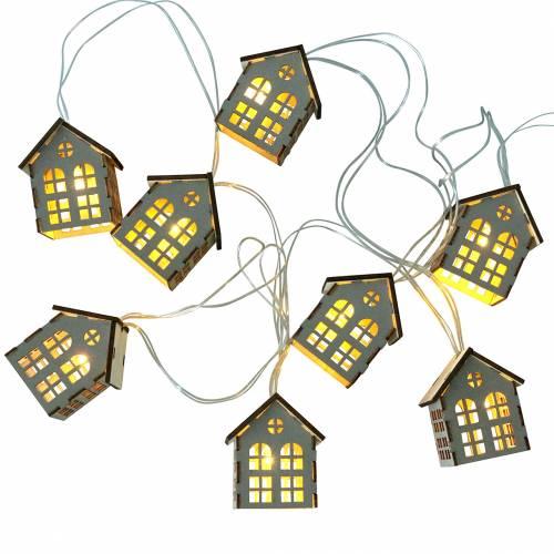 LED-strålkastare innehåller batteridrivna