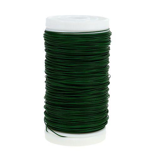 Myrttrådgrön 0,35 mm 100g
