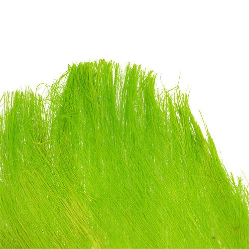 Palmfiber pastell ljusgrön 400gr
