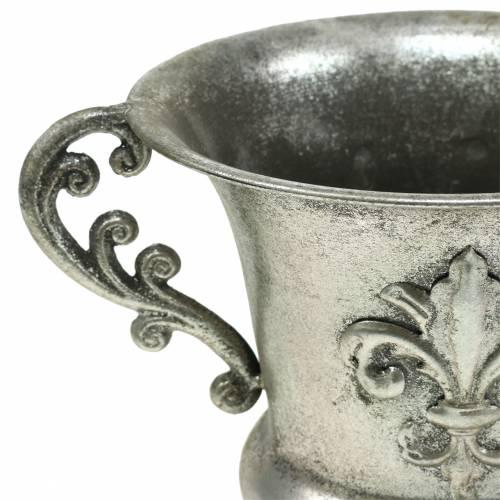Kopp silver antik Ø20cm H24cm
