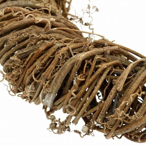 Vinrankor Ø30cm naturlig
